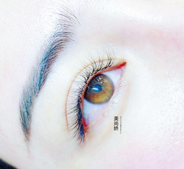 美睫 | 彩色睫毛上眼会夸张吗?
