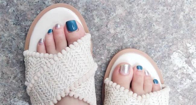 今年夏天,小姐姐们爱做什么脚甲?